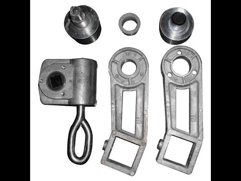 pressure die sand casting awnings hardware accessoriesspare