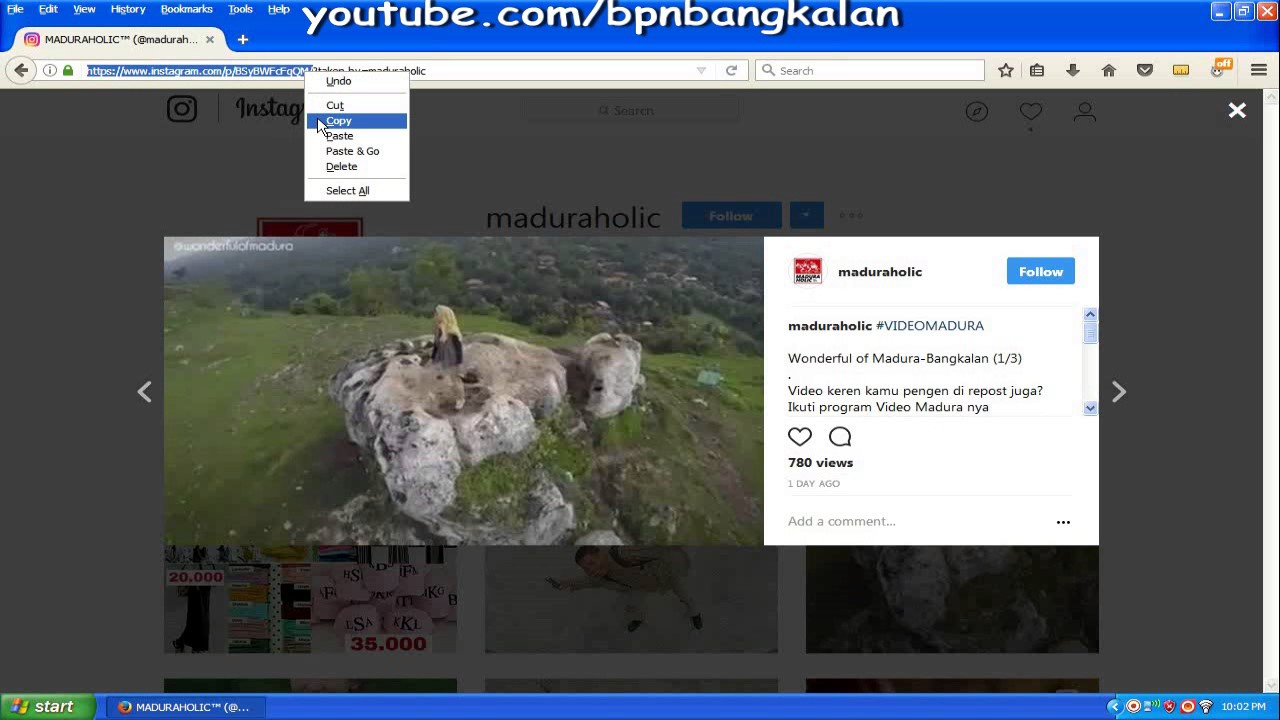 download video instagram pc