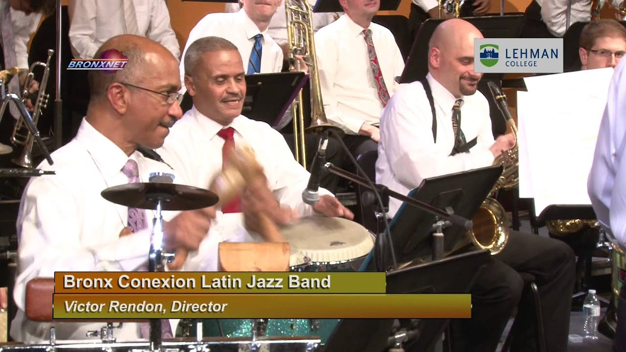 Bronx Conexión Latin-Jazz Big Band Timbason - YouTube