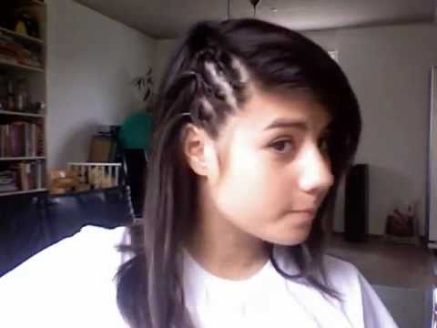 Attemt On Hairstyle From The Movie;Street Dance Result YouTube