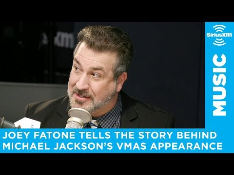 Joey Fatone on putting together NSYNC's performance with Michael Jackson at the 2001 VMAs
