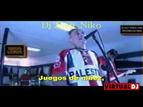 Los Miserables Sueños De Niñez (El Crack) Karaoke