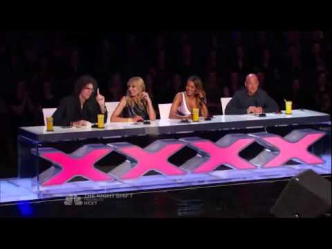Americau0027s Got Talent 2014 Auditions Donnie Valentine