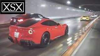 Cường Đô La Cùng Bộ đôi Lamborghini Tăng Tốc, Vượt Hầm Thủ Thiêm | Xsx