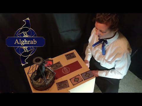 Alghrab Gameplay Video |
