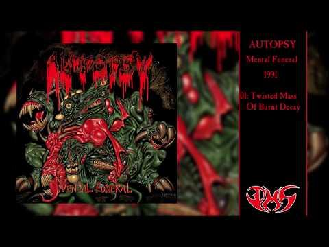AUTOPSY Mental Funeral (Full Album) 4K/UHD