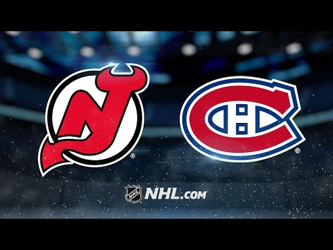 Devils top Habs on Hall's late shorthanded goal