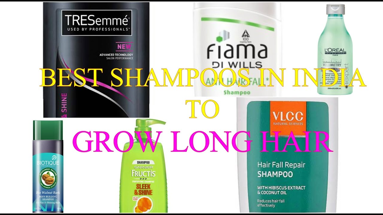 How to choose the right shampoo for hair growth