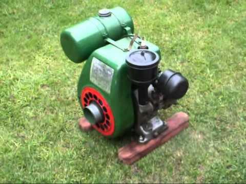 Villiers Mk25 stationary engine