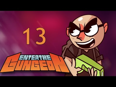 Enter the Gungeon - Northernlion Plays - Episode 13 [Delivery]