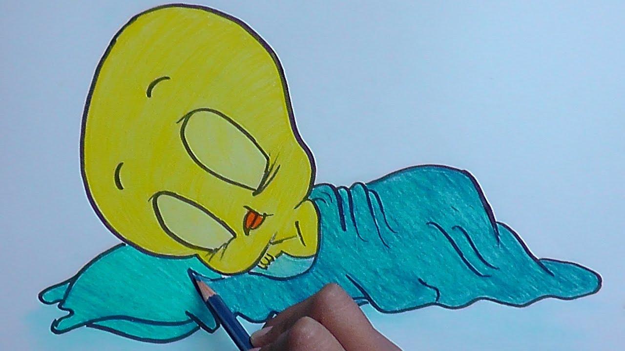 Dibujos Para Colorear De Piolin: Imagenes De Piolin Bebe Para Colorear