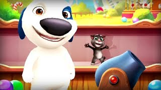 Talking Tom Bubble Shooter - Outfit7 Limited  Level 16-19 Walkthrough