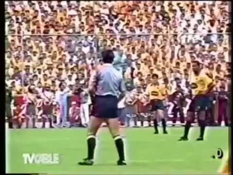 Marco Etcheverry vs Deportivo Quito (Campeonato Nacional 1997)