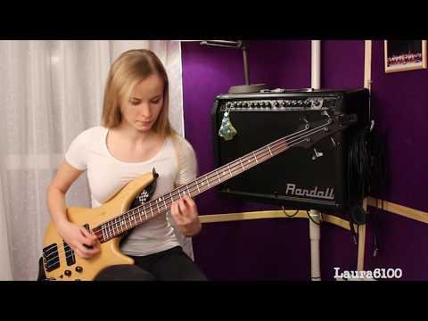 Tool - Schism bass cover