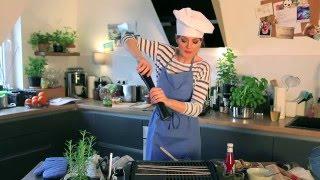 Skorpionfrei kochen mit Martina Hill