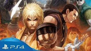 Art Of Fighting Anthology | Trailer | PS4