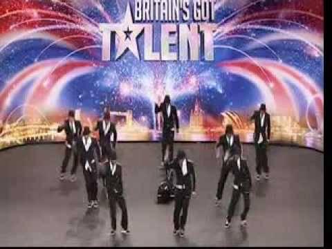 Flawless - Britains Got Talent 2009