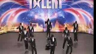 Flawless - Britains Got Talent 2009 thumbnail