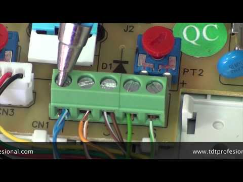 Manual para la instalaci n de un tel fono universal fermax - Telefono portero automatico ...