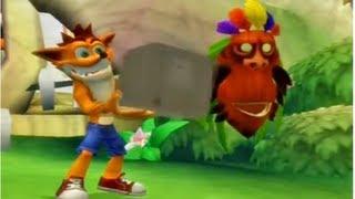 Crash Guerra al Coco-Maniaco - Gameplay - Español