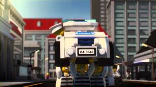 LEGO® City crooks everywhere movie thumbnail
