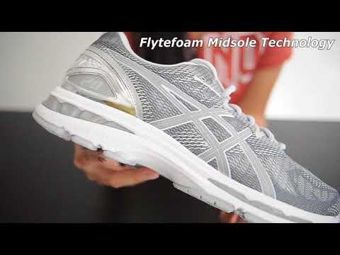 asics-gel-nimbus-20-platinum-shoes-unboxing