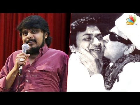 Director Vikraman Speech : MGR, Rajkumar were Humble Unlike Stars today