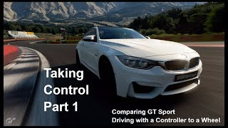 Gran Turismo Sport - Is GT Sport Playable with a Controller?