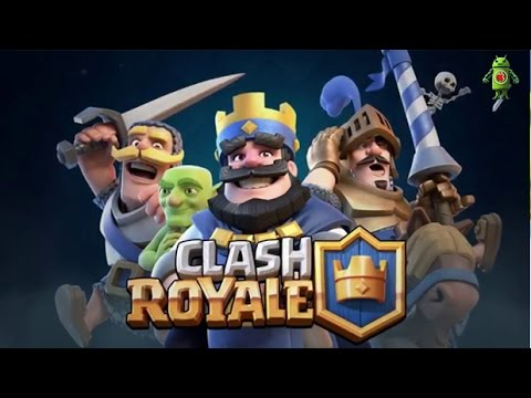 Clash Royale (iOS/Android) Gameplay HD - YouTube