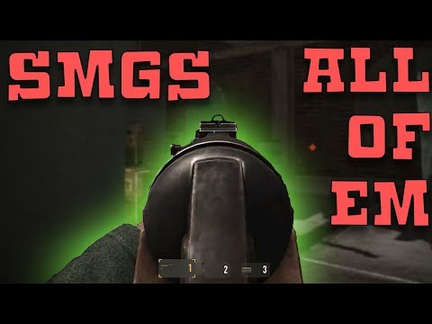 MAX DESTRUCTION! ~ How To Use SMGs Heroes and Generals Guide