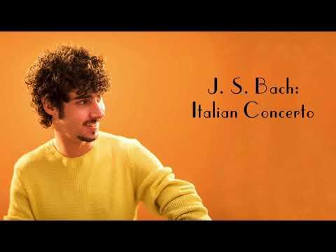 Federico Colli plays Bach: Italian Concerto (live in London)