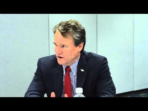 Interview with Bank of America C.E.O., Brian Moynihan #2