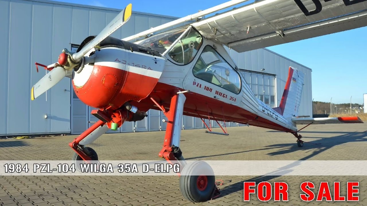 Pzl 104 Wilga For Sale Related Keywords & Suggestions - Pzl