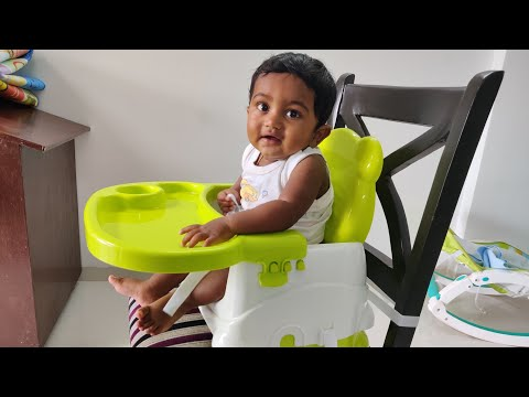 Babyhug Booster Chair Unbox And Assembling