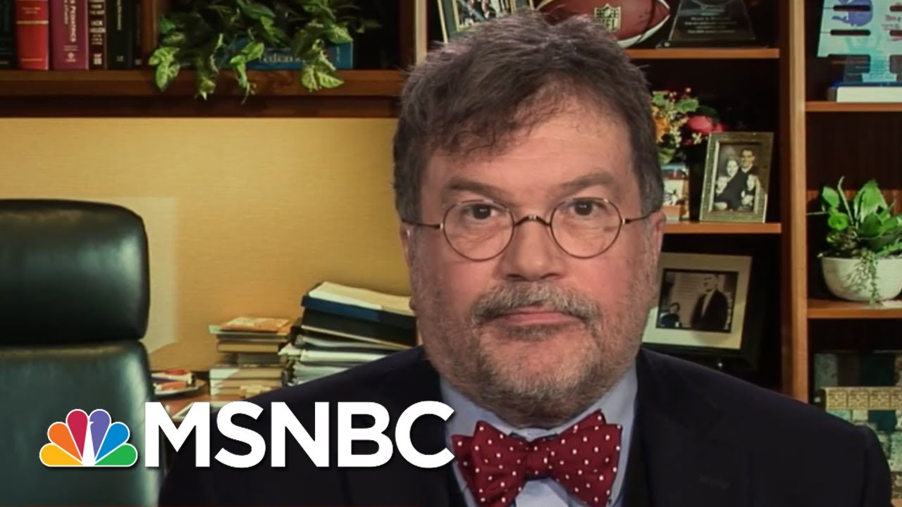 Dr. Peter Hotez Explains The Trajectory Of The Coronavirus In The U.S. | All In | MSNBC