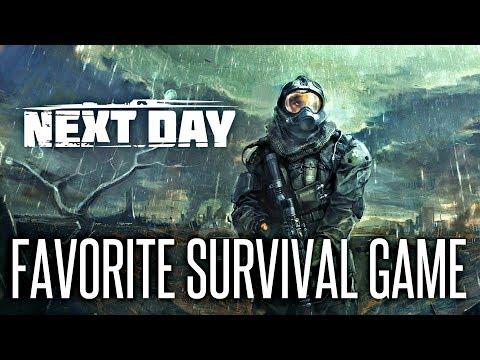 MY FAVORITE SURVIVAL GAME - Next Day : Survival