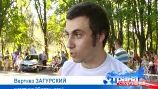 «Силач-шоу» в Краснодаре