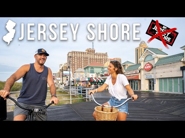 Living at the Jersey Shore (Not like the MTV Show)