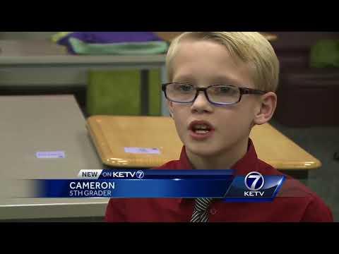 Gentlemen's Society teaches life skills at Bloomer Elementary