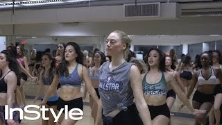 We Tried It: NY Jets Cheerleading Tryouts | InStyle