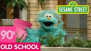 Sesame Street: Can Read Song | #ThrowbackThursday