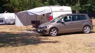"Ferchesar Campingplatz ""Buntspecht"" am Hohenauener See"