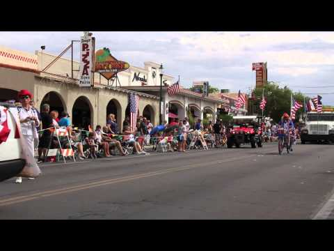 Boulder City 4th of July parade 2015