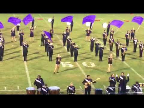 Eustis High school Band 08 25 2017