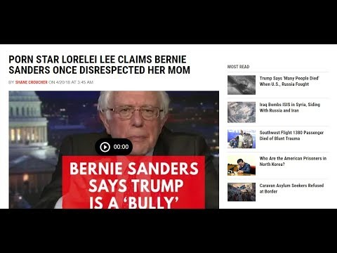 Newsweek Runs Weird Hatchet Job On Bernie Sanders