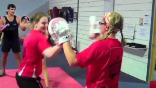 Boxing Aerobic Class