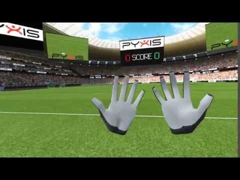 Football en réalité virtuelle (VR)