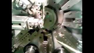 видео изготовление пружин кручения