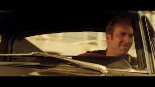 Мемфис уходит от погони на Shelby GT500. Часть-2 \ Угнать за 60 секунд