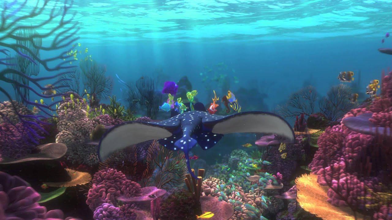 Finding Nemo 3D Trailer